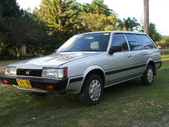 Subaru Dl 4wd